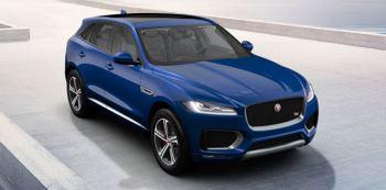 Jaguar F-PACE Prestige / R-SPORT / Portfolio- 30t 300PS Auto AWD