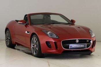 Jaguar F-TYPE 3.0 Supercharged V6 S 2dr AWD Automatic Convertible (2015)