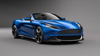 Aston Martin Vanquish S Volante  thumbnail image