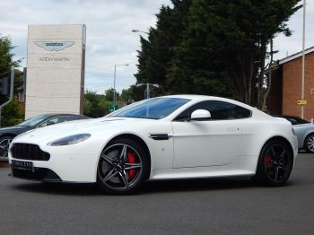 Aston Martin V8 Vantage S S 2dr Sportshift 4.7 Automatic 3 door Coupe (2016)
