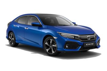 Honda New Civic 1.5 I-VTEC Turbo Sport 5dr CVT thumbnail image