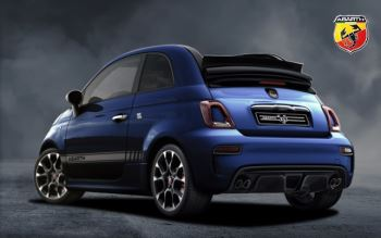 Find Abarth Cars for Sale in Manchester | Motorparks - Abarth ...