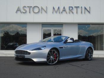 Aston Martin DB9 V12 2dr Volante Touchtronic 5.9 Automatic Convertible (2014) image