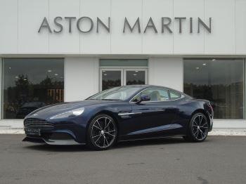 Aston Martin Vanquish Coupe 6.0 Automatic 2 door (2017)
