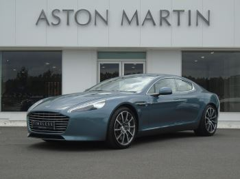 Aston Martin Rapide S V12 [552] 4dr Touchtronic III 5.9 Automatic 5 door Saloon (2015) image