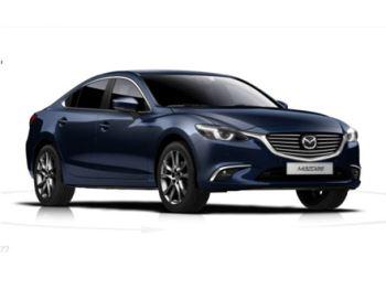 Mazda 6 Saloon 2.2d Sport Nav 4dr Diesel 5 door Saloon (2016) image