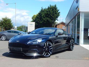 Aston Martin Vanquish V12 [568] 2+2 2dr Touchtronic 5.9 Automatic Coupe (2017)