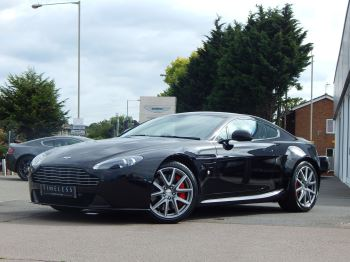Aston Martin V8 Vantage Coupe 2dr Sportshift [420] 4.7 Automatic 3 door Coupe (2015)