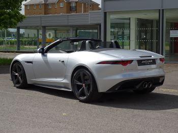Jaguar F-TYPE 3.0 Supercharged V6 400 Sport 2dr Auto RWD image 2 thumbnail