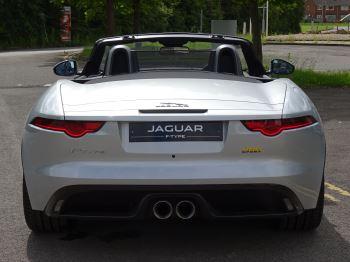 Jaguar F-TYPE 3.0 Supercharged V6 400 Sport 2dr Auto RWD image 6 thumbnail