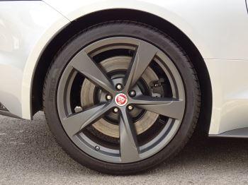 Jaguar F-TYPE 3.0 Supercharged V6 400 Sport 2dr Auto RWD image 8 thumbnail