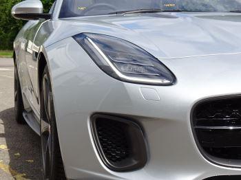 Jaguar F-TYPE 3.0 Supercharged V6 400 Sport 2dr Auto RWD image 9 thumbnail