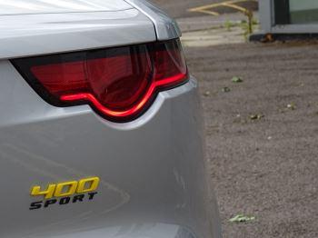 Jaguar F-TYPE 3.0 Supercharged V6 400 Sport 2dr Auto RWD image 11 thumbnail