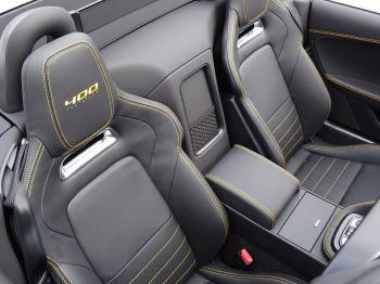 Jaguar F-TYPE 3.0 Supercharged V6 400 Sport 2dr Auto RWD image 13 thumbnail