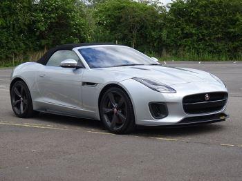 Jaguar F-TYPE 3.0 Supercharged V6 400 Sport 2dr Auto RWD image 25 thumbnail