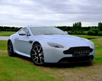 Aston Martin V8 Vantage 2dr Sportshift [420] 4.7 Automatic 3 door Coupe (2015)