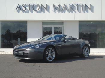 Aston Martin V8 Vantage Roadster 2dr Sportshift [420] 4.7 Automatic 3 door Roadster (2009)
