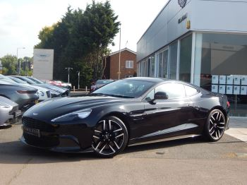 Aston Martin Vanquish V12 [595] S 2+2 2dr Touchtronic 5.9 Automatic Coupe (2017)