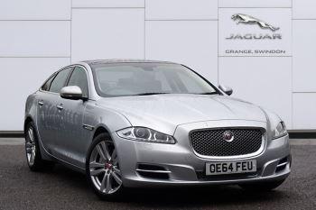 Jaguar XJ 3.0d V6 Premium Luxury [8] Diesel Automatic 4 door Saloon (2014)