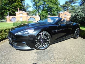 Aston Martin Vanquish V12 [568] 2dr Volante Touchtronic 5.9 Automatic Convertible (2015) image