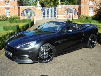 Aston Martin Vanquish V12 [568] 2dr Volante Touchtronic 5.9 Automatic Convertible (2016) image