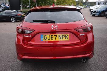 Mazda 3 Hatchback 1.5d Sport Nav 5dr image 4 thumbnail