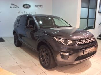 Land Rover Discovery Sport 2.0 180HP TD4 SE Auto 5Dr  Diesel Automatic 5 door 4x4 (2017)