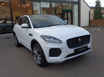 Jaguar E-PACE Orders now being taken for early Delivery 2.0 5 door Estate (2020)