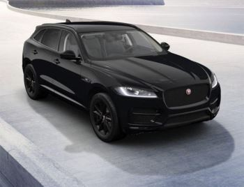 Jaguar F-PACE R-Sport 2.0d 180PS Auto AWD Black Edition