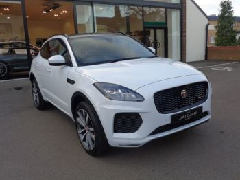 Jaguar E-PACE Orders now being taken for early 2018 delivery.