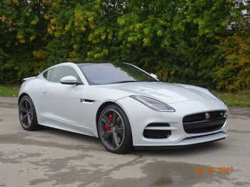 Jaguar F-TYPE Coupe 5.0 Supercharged V8 R 550PS 2dr Auto AWD Automatic Coupe (2017) image