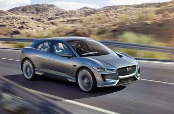Jaguar  Orders now being taken for 2018 delivery.