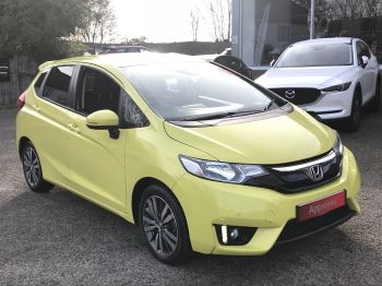 Honda Jazz 1.3 EX Navi CVT Automatic 5 door Hatchback (2015) image