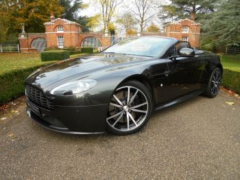 Aston Martin V8 Vantage S Roadster SP10 S 2dr Sportshift 4.7 Automatic Roadster (2013)