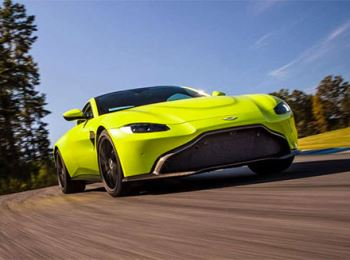 Aston Martin New Vantage - The Archetypal Hunter