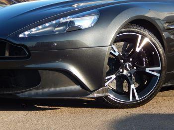 Aston Martin Vanquish V12 [595] S 2dr Volante Touchtronic image 5 thumbnail