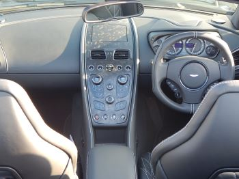 Aston Martin Vanquish V12 [595] S 2dr Volante Touchtronic image 11 thumbnail