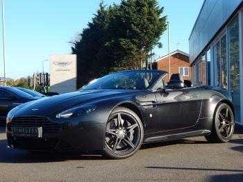 Aston Martin V8 Vantage S Roadster S 2dr 4.7 Roadster (2017)