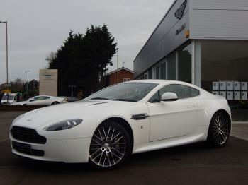 Aston Martin V8 Vantage Coupe 2dr [420] 4.7 3 door Coupe (2011)