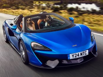 McLaren 570S Spider - For The Exhilaration thumbnail image