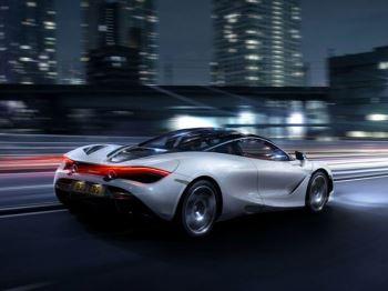McLaren 720S Coupe - Raise Your Limits