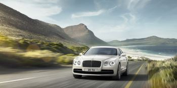 Bentley Flying Spur V8 - Innovatively designed, precision-engineered thumbnail image