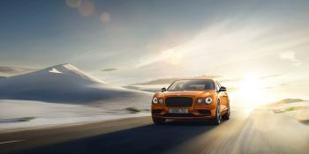 Bentley Flying Spur W12 S -  Sets new standards in the world of luxury cars thumbnail image
