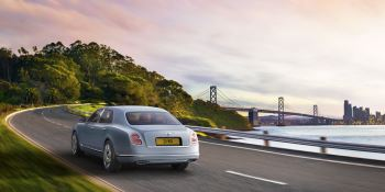 Bentley Mulsanne - Understated elegance and phenomenal power thumbnail image