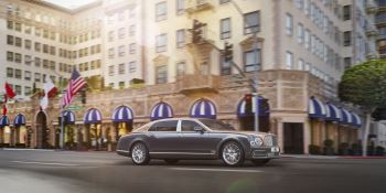 Bentley Mulsanne Extended Wheelbase - The most luxurious car in the range thumbnail image