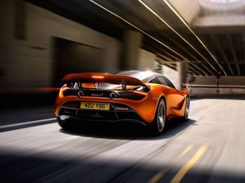 McLaren 720S Performance - Raise Your Limits
