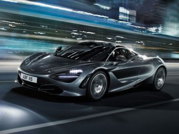 McLaren 720S Luxury - Raise Your Limits