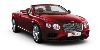 Bentley Continental GT V8 Convertible - A powerful, convertible grand tourer thumbnail image