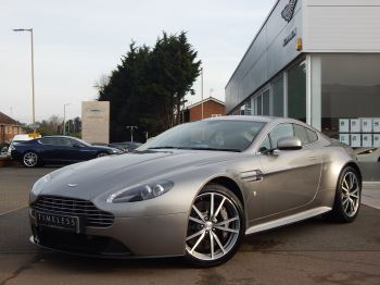 Aston Martin V8 Vantage S Coupe S 2dr 4.7 3 door Coupe (2016)