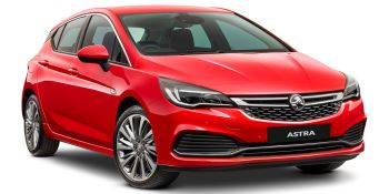 Vauxhall Astra SRI 1.0i 105PS Turbo S/S ecoFLEX